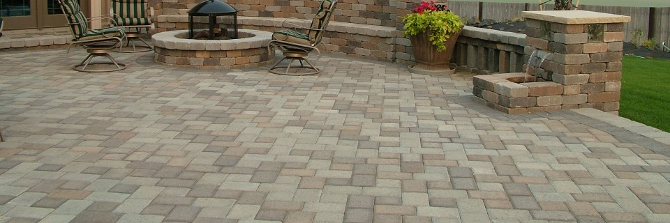 Interlocking Stone for Driveways, Patios, and Pathways