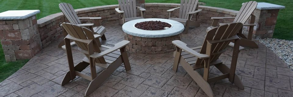 Give Your Outdoor Oasis a Natural Feel with Stamped Concrete