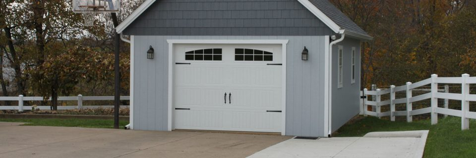 For Residential & Commercial Garages