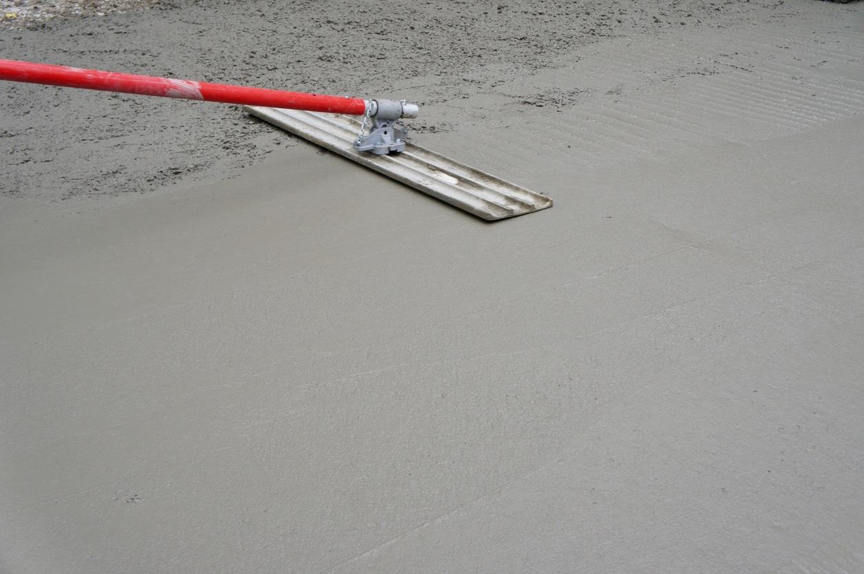 Concrete driveway calgary